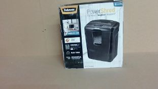 5x Fellows Power Shred Customer Returns