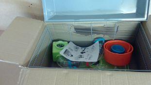 Hamster Cage customer return