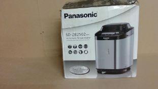 Panasonic sd-zb2502 bread maker customer returns
