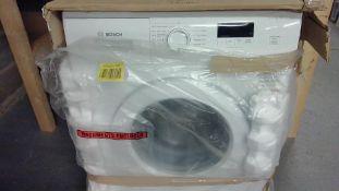 Bosch series 2 washing machine 7kg (new)