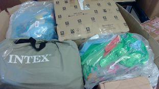 1 x Pallet of Intex Swimming Pool (approx 30 customer returns)
