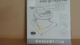 Baby Walker Baby Go Round (New)