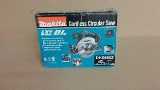 Makita Cordless Circular Saw Customer Returns