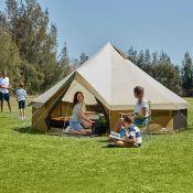 (R5K) 1x Ozark Trail 8 Person Yurt Tent RRP £149