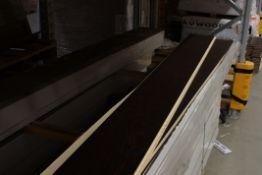 """Oak engineered wood flooring """"Conker"""" 14 packs, total 51.28sqm,"""