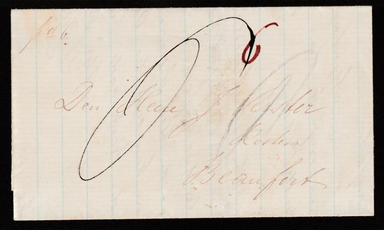 Orange Free State 1863
