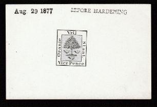 Orange Free State 1878