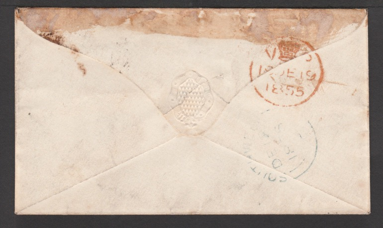 GB - Pictorial Envelopes 1855 - Image 2 of 2