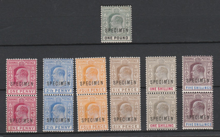 Bahamas 1902