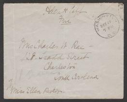 Autograph Letters / United States c.1935