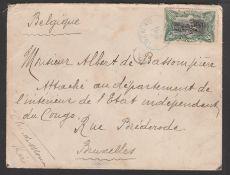 Belgium Congo - Lado Enclave 1900