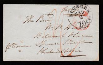 Barbados 1857