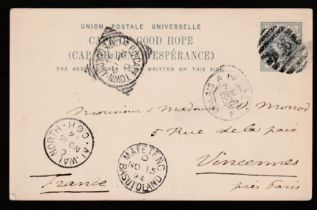Basutoland 1894