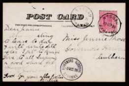 Bahamas 1909