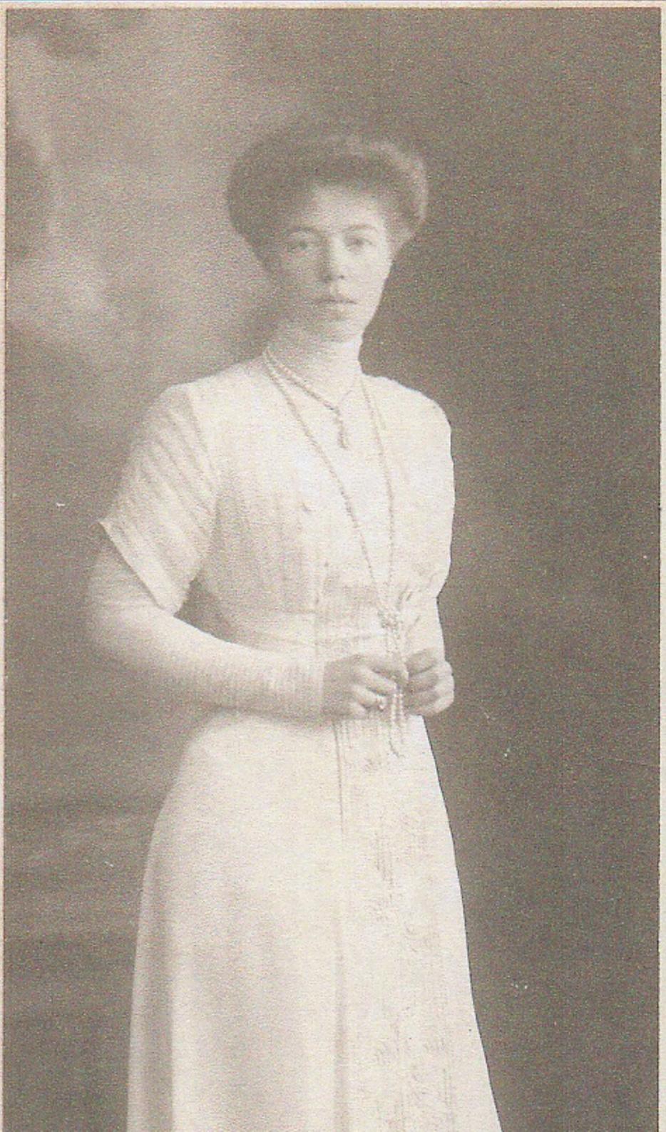 Royalty Grand Duchess Olga Correspondence To Her Sister Grand Duchess Xenia 1916-1920