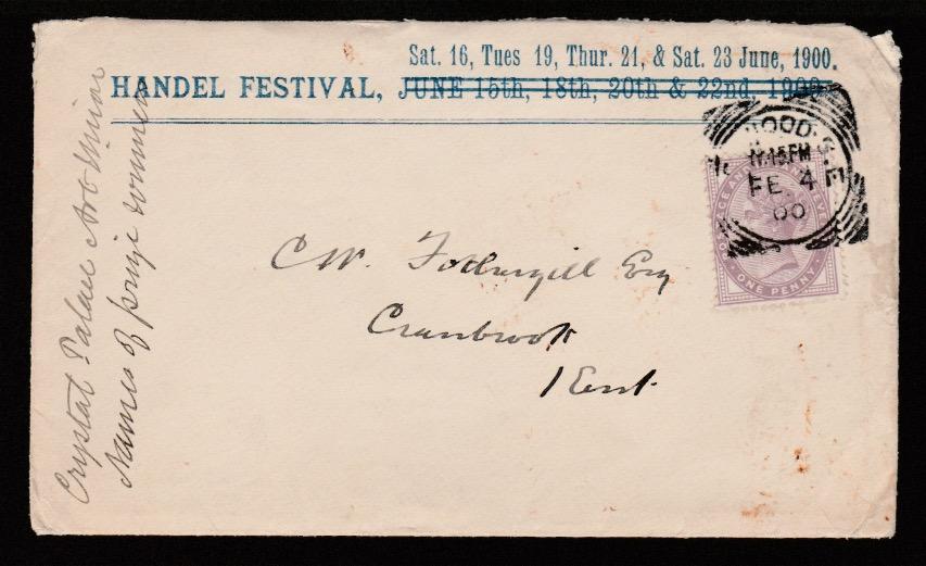 G.B. - Exhibitions 1900