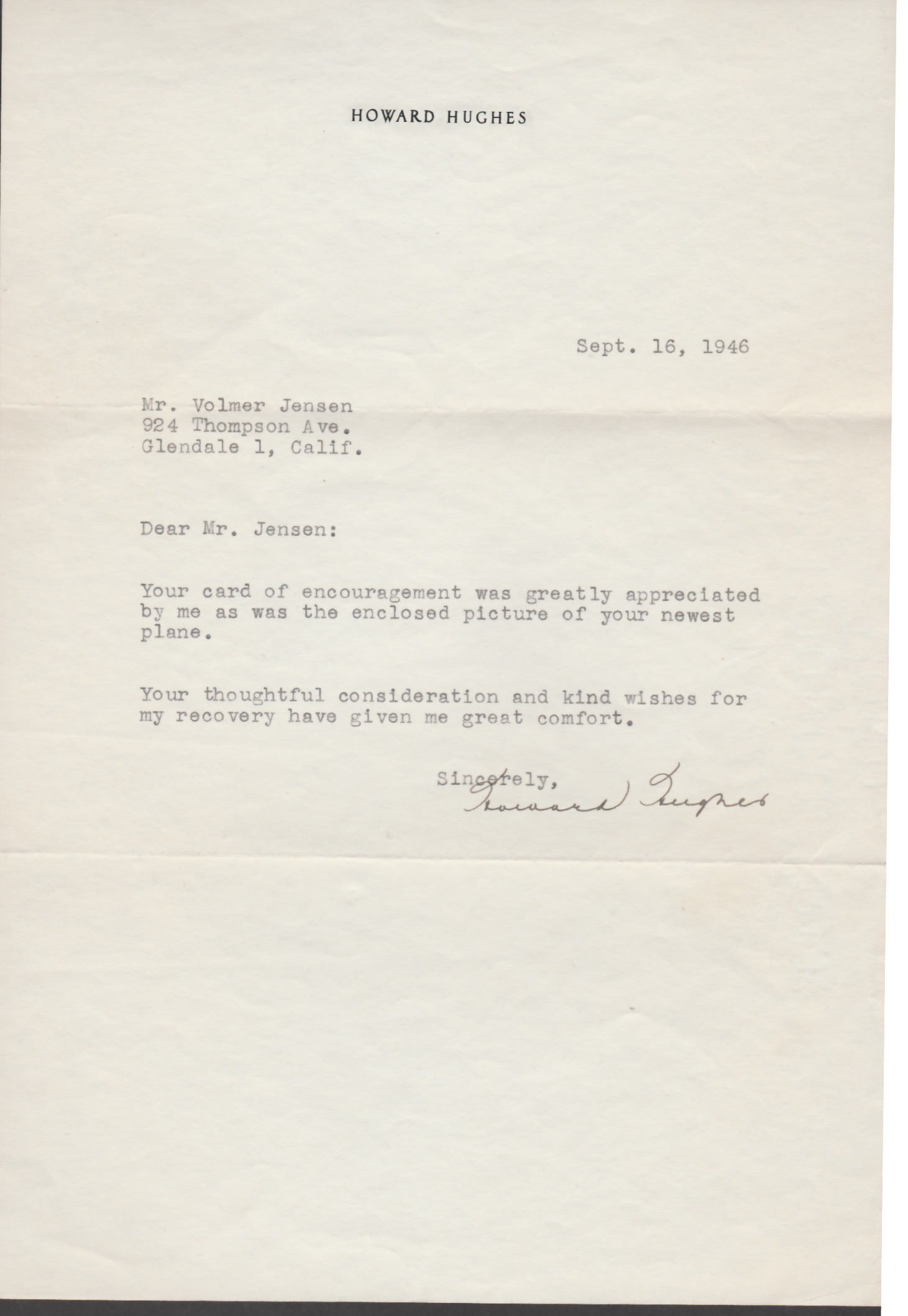 """Airmails - Russia / USA / France 1938 Printed """"Howard Hughes, New York Worlds Fair 1939"""" - Image 4 of 4"""