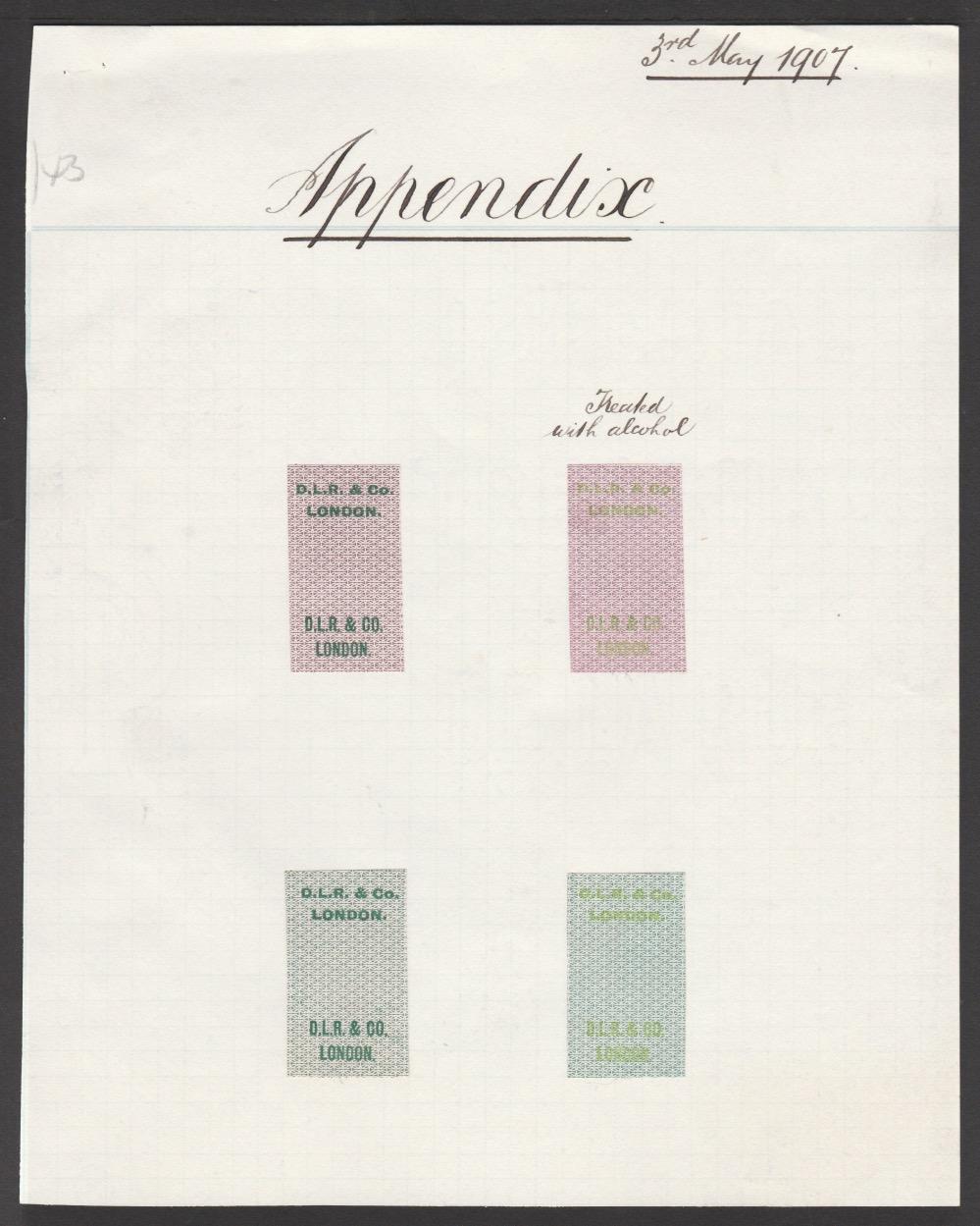Printers 1907
