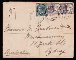 New Hebrides 1899