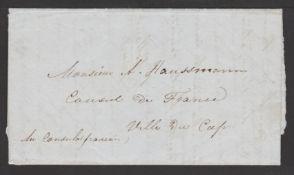 Basutoland/Orange Free State 1859