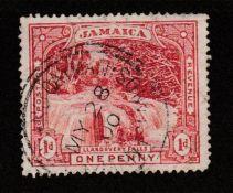 Cayman Islands / Jamaica 1900 (May 28)