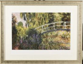 Claude Monet Limited Edition