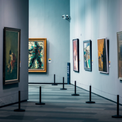 English, French, Russian and Scottish Original Paintings, Including Several From the Royal Academy