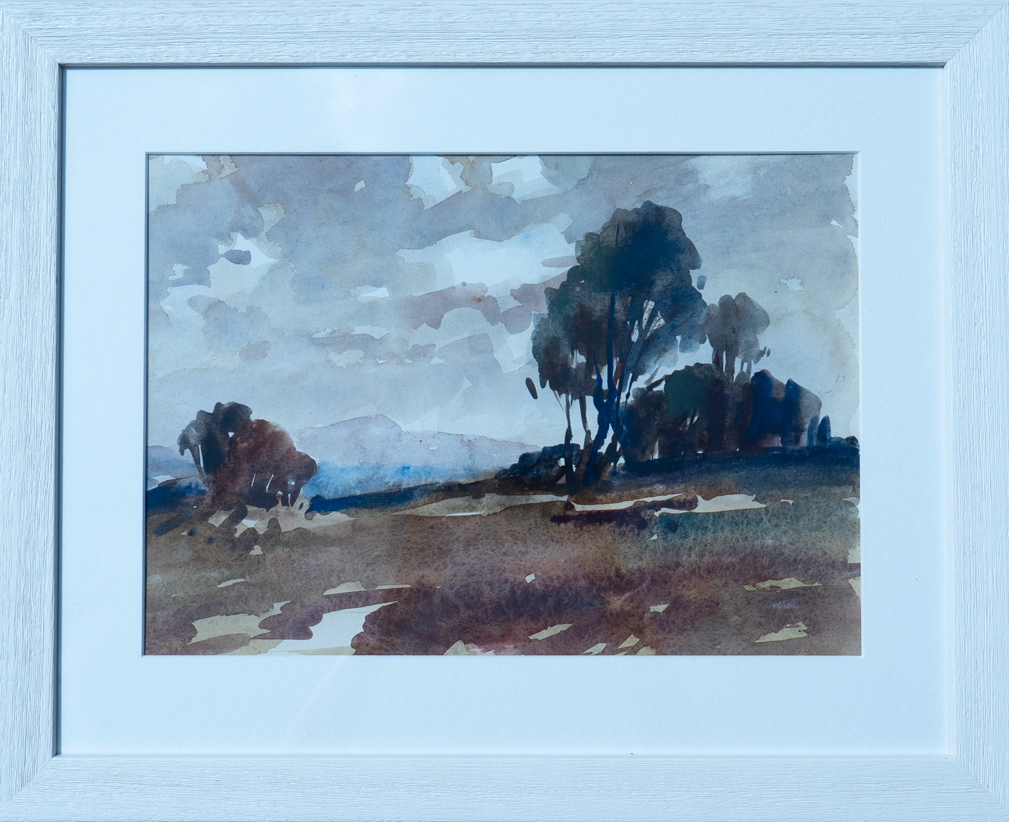 W NORMAN GAUNT, Highland Landscape, signed Watercolour, and Two Others (3) - Image 3 of 3