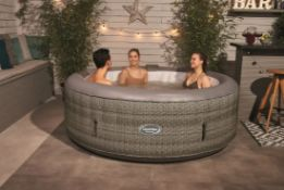 (R6E) 1x Cleverspa Florence 6 Person Hot Tub RRP £560.