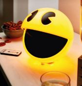 (R2N) 4x Pac Man Lamp With Sound.