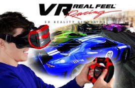 (R2J) 5x VR Real Feel Racing 3D Reality Simulator.