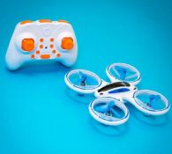 (R2N) 9x Red5 The Illuminator Light Up Drone. 2x Red5 Virtually Indestructible Drone