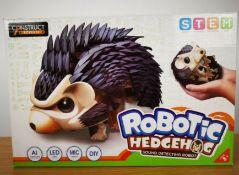 (R2O) 6x Construct And Create STEM Robotic Hedgehog.