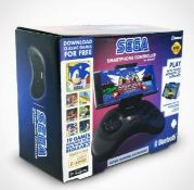 (R2L) 9x Sega Saturn Bluetooth Smartphone Controller For Android.