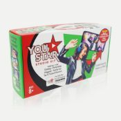 (R11I) 3x Items. 2x You Star Studio Kit. 1x Red5 RC Crazy Racer 4X4.