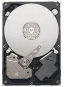 (R12) 3x 1.0 TB Seagate 3.5 SATA External Hard Drive. 2x Barracuda Compute. 1x Skyhawk Surveillance