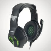 (R1A) 5x Intempo Interactive Gaming Enhanced Experience Headset.