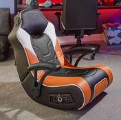 (R15) 1x X Rocker G Force Audio 2.1 Gaming Chair RRP £179.