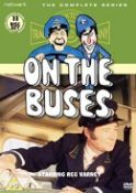 (R13D) Approx. 54x Mixed DVDs (12x Compilation DVDs). To Include StarCraft, Lewis, On The Buses, Mi
