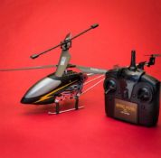 (R13C) 7x Items. 5x Red5 Gyro Flyer XL RC Helicopter. 2x Red5 Gyro Flyer RC Helicopter.