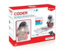 (R13C) 2x WowWee Coder MiP RRP £69.99 Each.