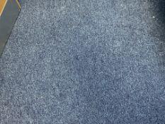 Dark Blue Carpet Tiles