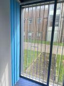 Internal Window Security Bars