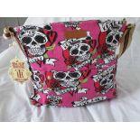 HT London Large Shoulder/Tote Bag. Brand New. RRP £19.99 Each