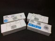 Bag of 4 Sensio SE40560 IP44 Driver