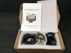 2.4G Digital Wireless Camera Monitor System
