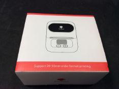 Phomemo Smart Label Printer M110