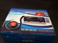 MouKey Karaoke Power Amplifier MAMP3