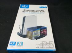 KJH Charging Stand with Cooling Fan Model P5
