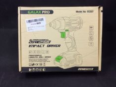 Galax Pro Impact Driver Professional Cordless Drill Driver 95307